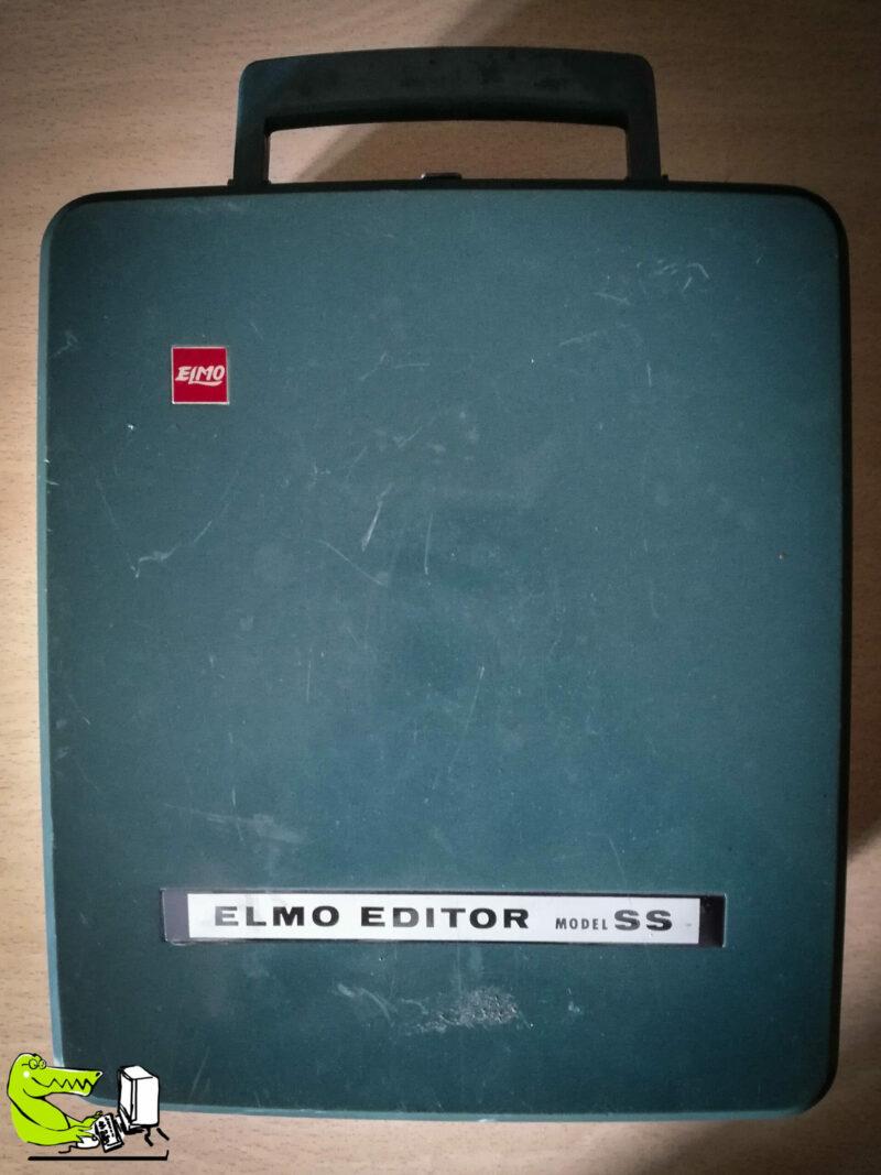 Editeur Super 8 Elmo2