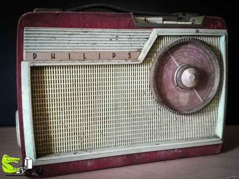 Radio Philips 1959