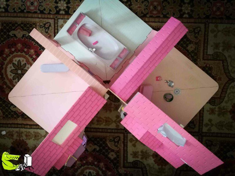 Maison Barbie 1996-4