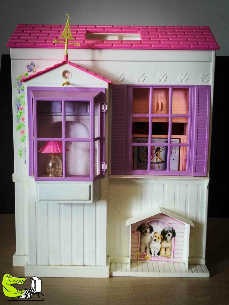 Maison Barbie 1996-2